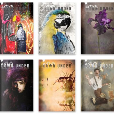 Artists-Down-Under-Magazine-Covers