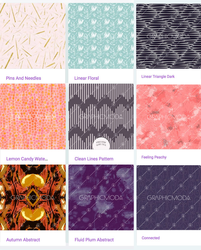 Surface Patterns Collection Preview