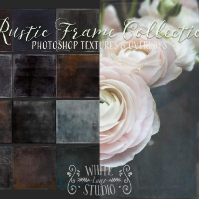 Rustic Frame Textures Collection