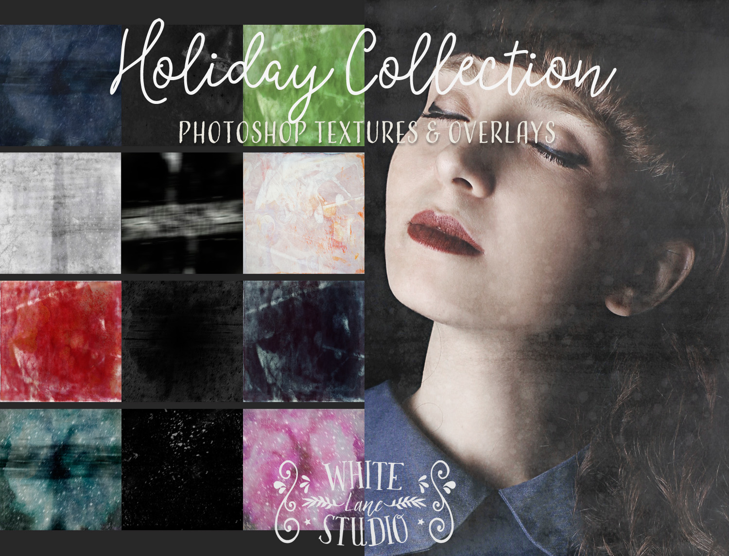 Fine Art Textures Holiday Collection