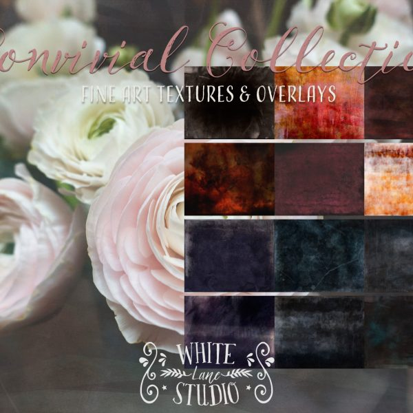 Convivial Textures Collection Preview