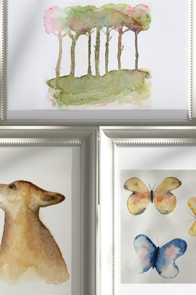 Watercolour Projects