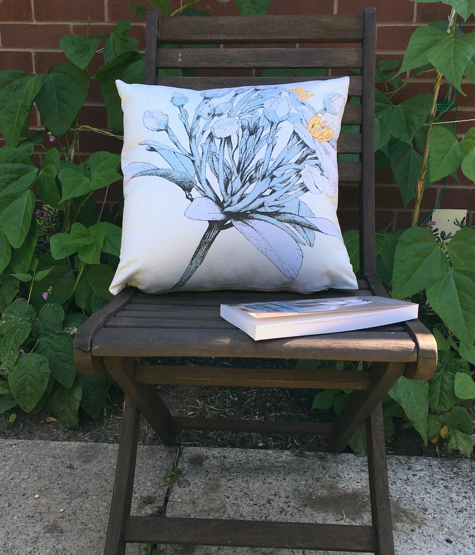 Cushion Print Wraptious